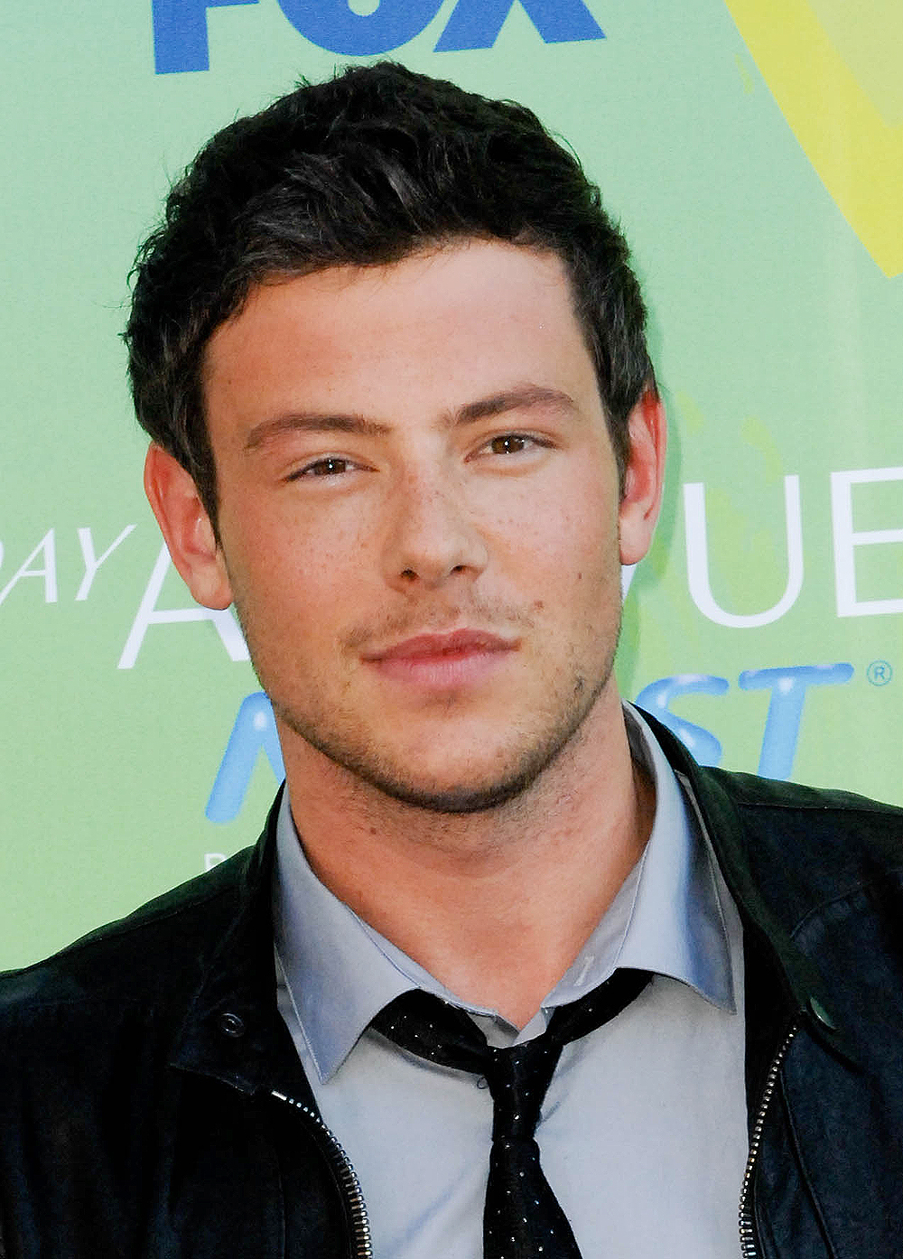 Glee Star Cory Monteith Dies Aged 31 Mxdwn Co Uk