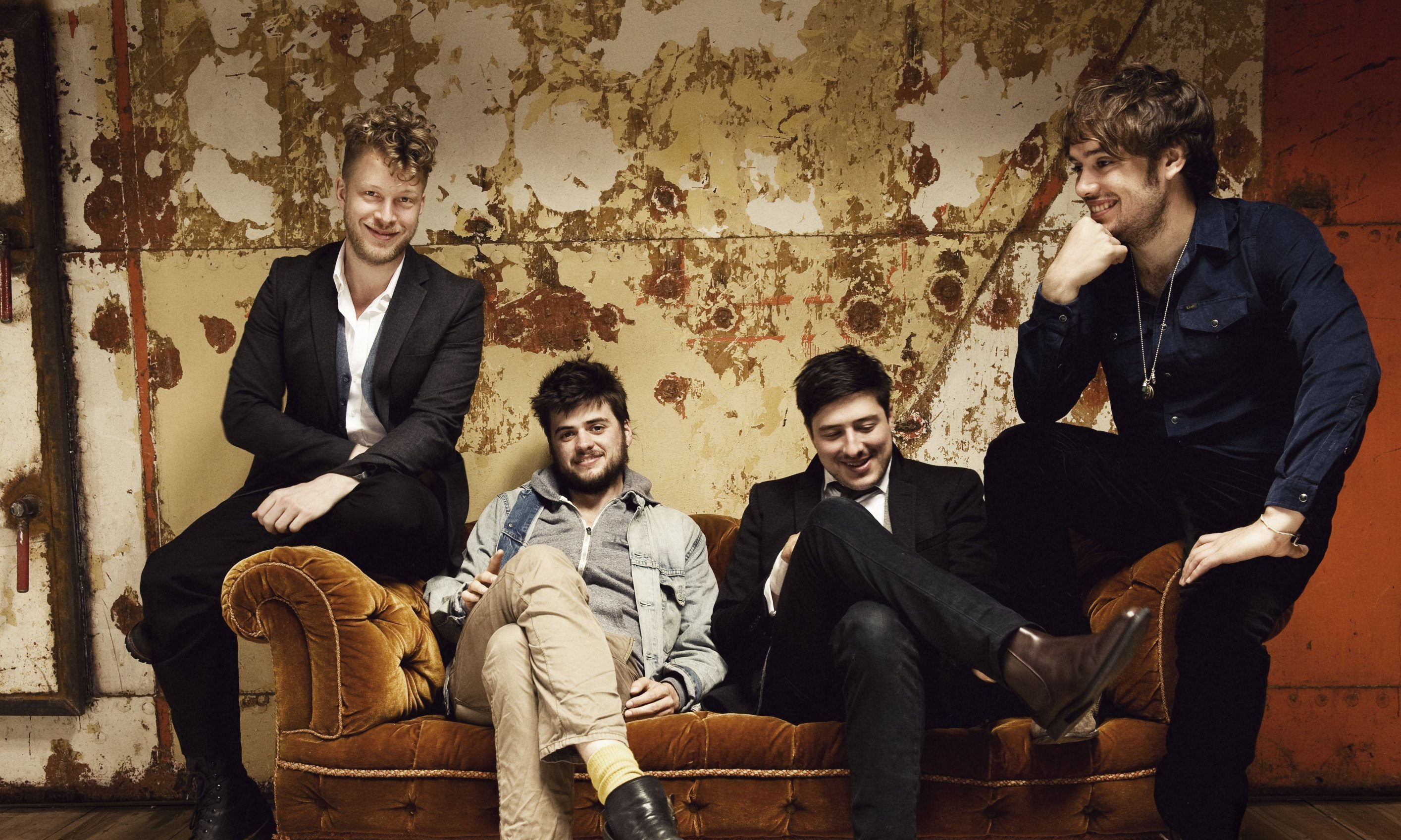 Mumford & Sons Announce New Album 'Delta', Share 'Guiding Light'