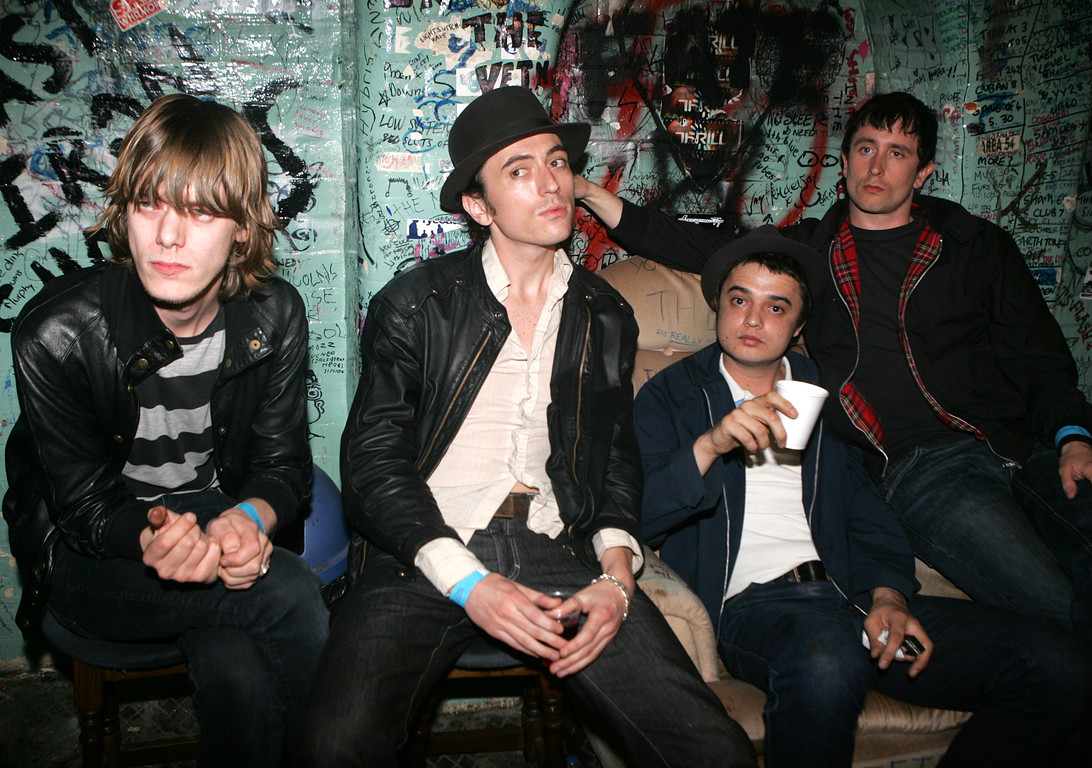 Babyshambles - The Acoustic Sessions
