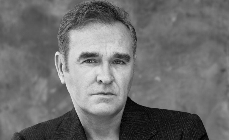 Morrissey Announces 2015 London Shows Likely to be Last in the UK