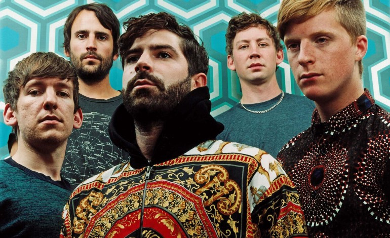 Foals Win 'Best Act In The World' At Q Awards