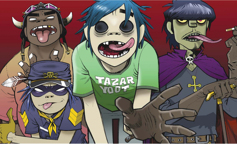 Gorillaz Drop Surprise New Single 'Garage Palace' Featuring Little Simz