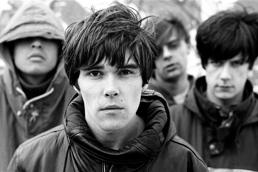 Ian Brown Suggests at Another Stone Roses Split Onstage in Glasgow
