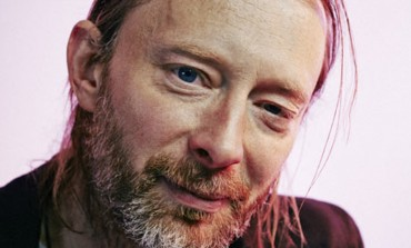 Thom Yorke DJs at Climate Change March in London