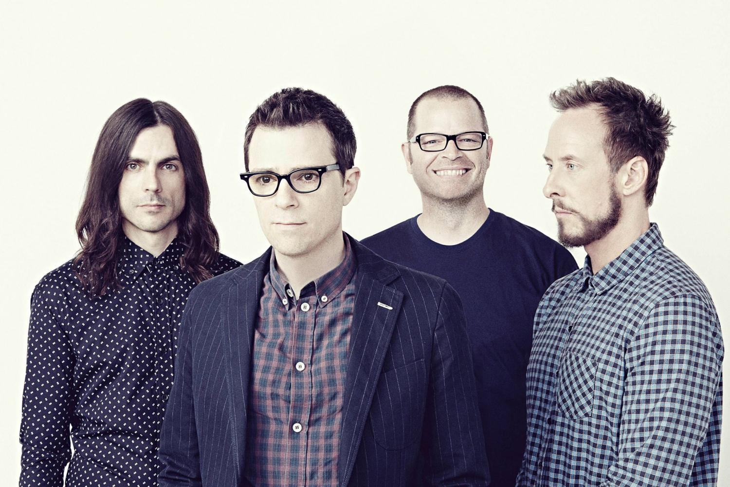 Details of New Weezer Album Accidentally Leaked