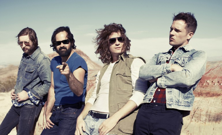 The Killers in the 'Early Stages' of Making New Album