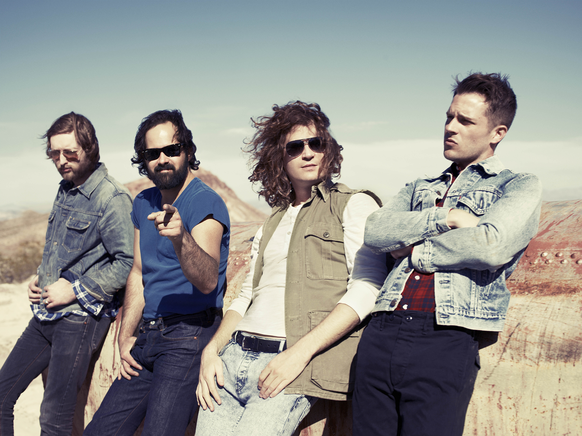 The Killers Announce UK Stadium Shows For 2018