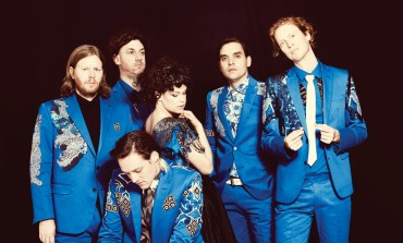 "Arcade Fire unveil new single, ""Signs of Life""."