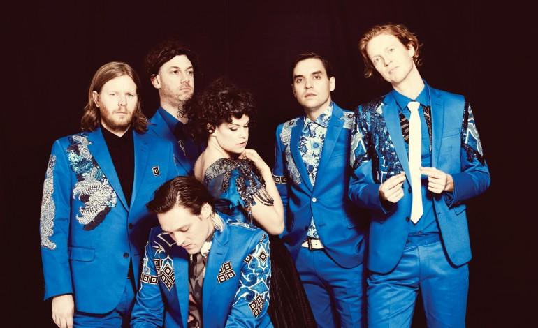 Arcade Fire to be Honoured with Humanitarian Award at the Juno Awards
