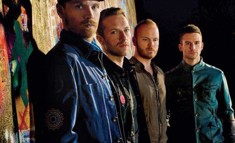 Coldplay Announced As First Headliners For Glastonbury 2016