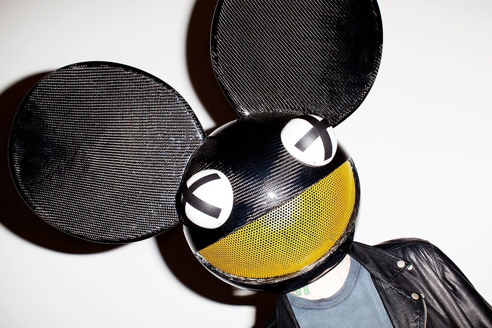 Deadmau5 Starts Another Twitter War, Accuses The Chainsmokers of Using a Ghost Producer