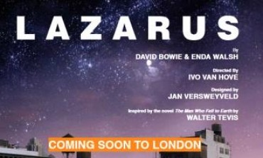 Lazarus: The David Bowie Stage Musical to Open in London