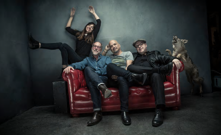 Pixies have announced an extensive 2019 UK and European tour