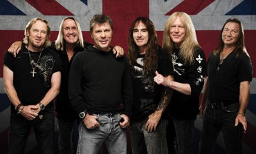 Iron Maiden Announce Massive 'Legacy of the Beast' European Tour for 2018
