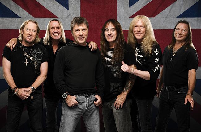 Iron Maiden announce 2017 UK arena tour