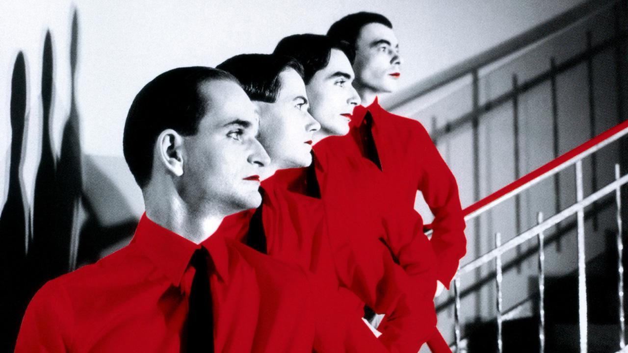 Kraftwerk Announce UK Tour for June 2017