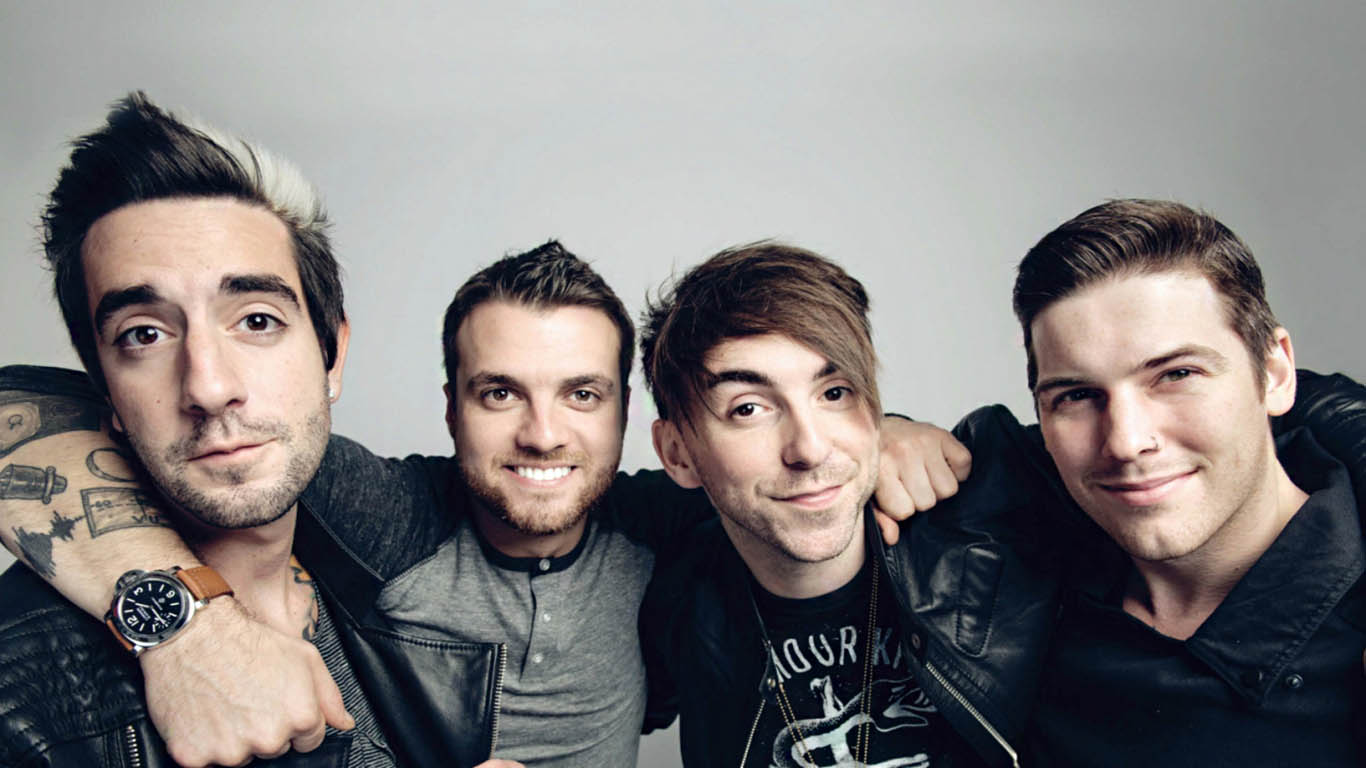 All Time Low announce 17 date UK tour