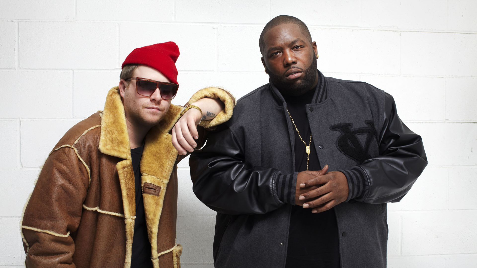 Run The Jewels Confirm Themselves for Glastonbury 2017
