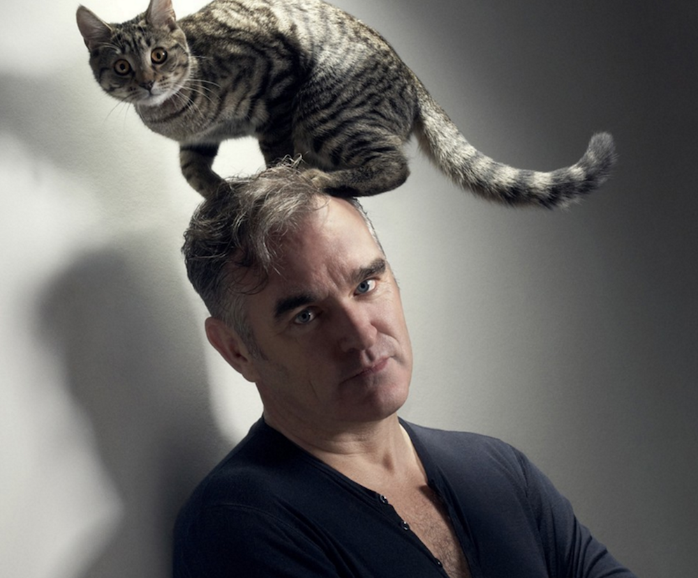 UK Music Retailers HMV Address Claims That They Refused to Stock Morrissey's New Album Due to it's Artwork