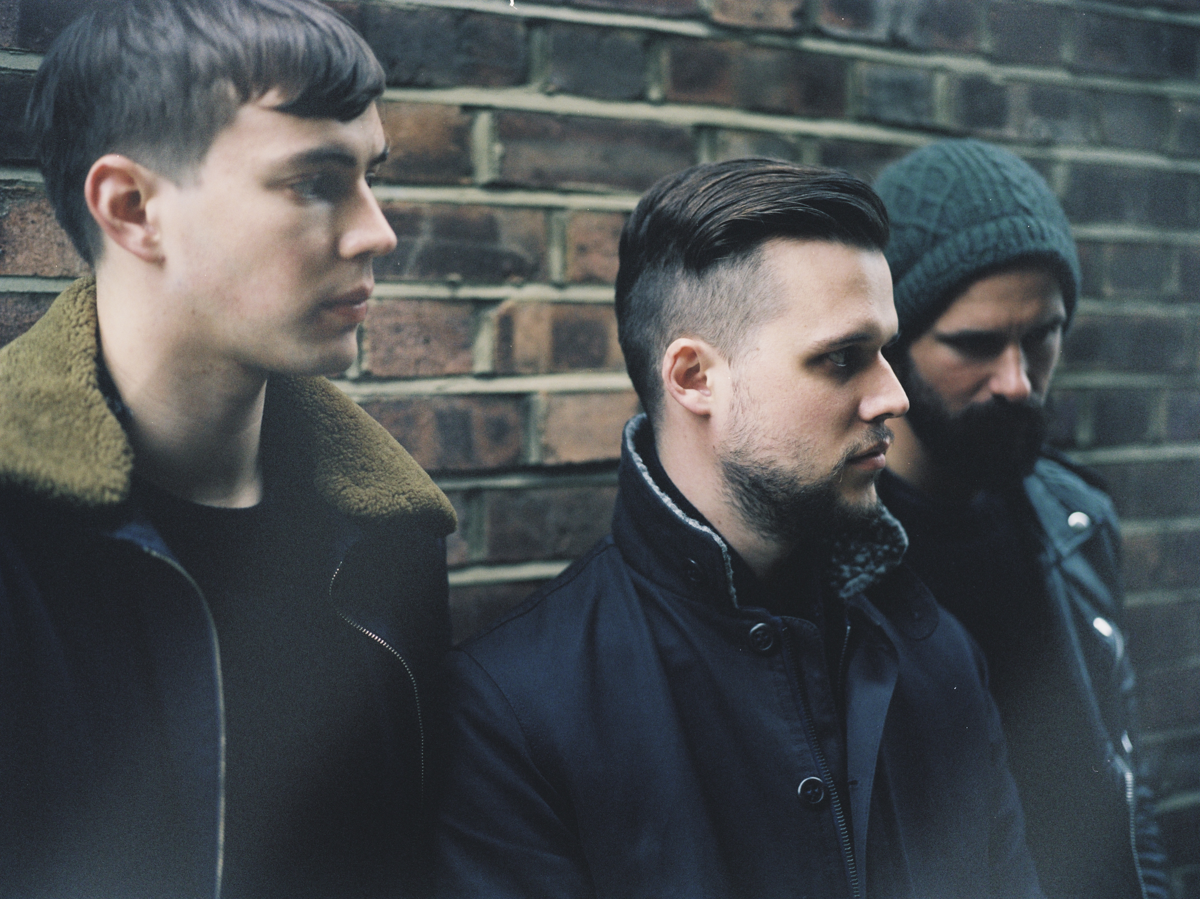 White Lies Release Video For 'Hold Back Your Love'