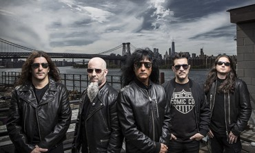 Anthrax will play 'Among The Living' in Full on 2017 UK Tour