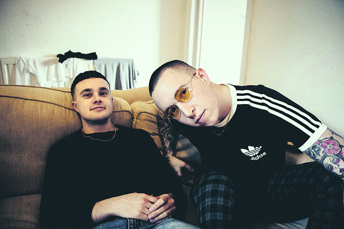 Slaves Return With New Video For 'Cut and Run'
