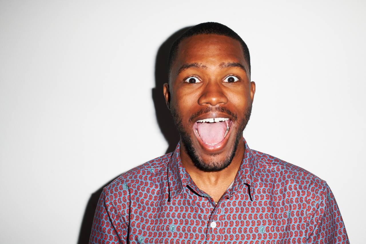 Frank Ocean announces first live date for 2017