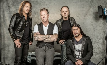 Metallica to celebrate new album launch with special gig at London's House of Vans
