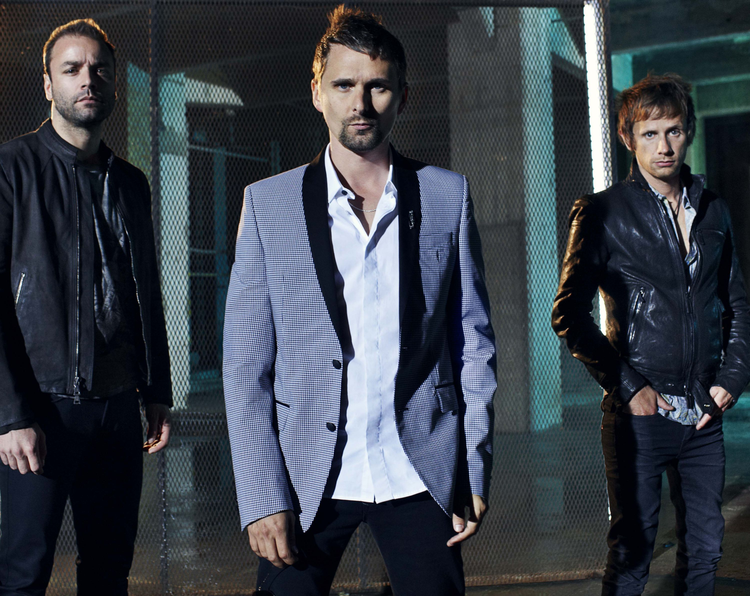 Muse Announced as First Reading and Leeds Headliner