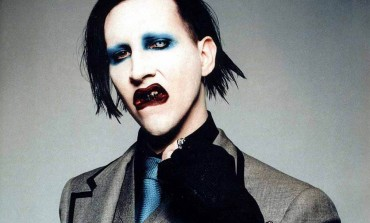 Marilyn Manson Apologises For Cancelled Gig After Collapsing Onstage