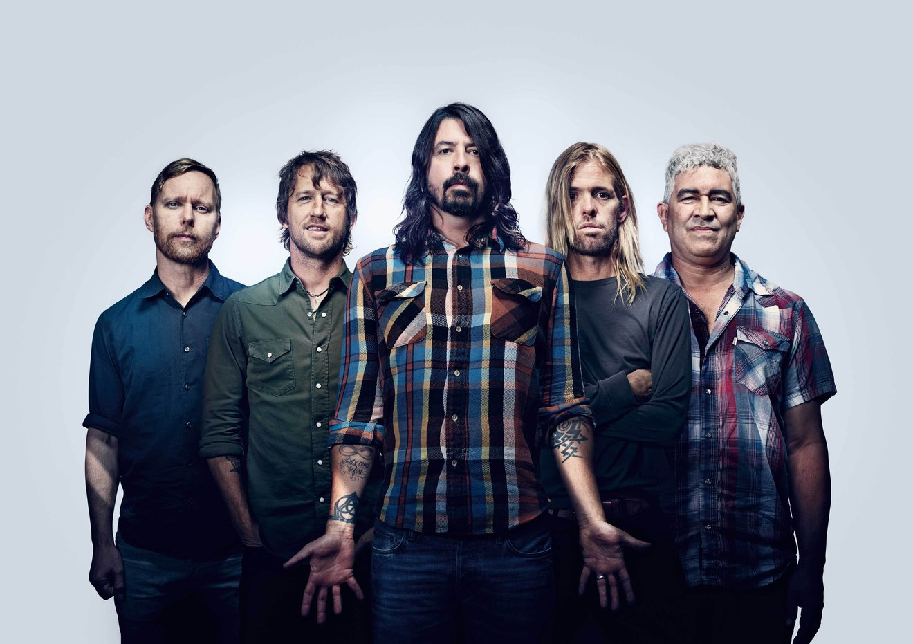 Foo Fighters Debut New Song 'Arrows' During Acropolis Show