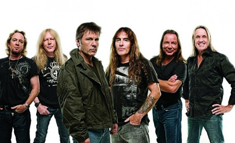 Iron Maiden Release 'Night of the Dead, Legacy of the Beast' Live Album