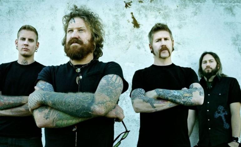 Mastodon Announce UK Tour for December 2016