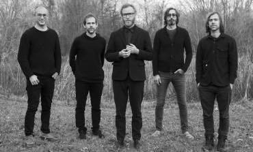 The National Unveil New Single, 'Guilty Party'.