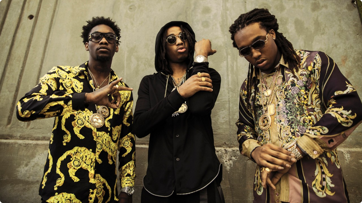 Migos' Offset Arrested For Alleged Firearm Posession