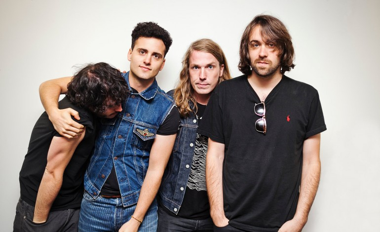 The Vaccines Set To Play Alexandra Palace After Release of Fourth Album
