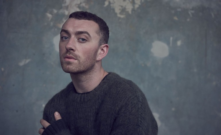 Sam Smith Releases New Album 'The Thrill Of It All'