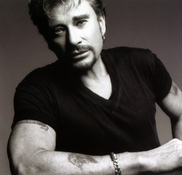 French Rock Star Johnny Hallyday Has Died, Aged 74