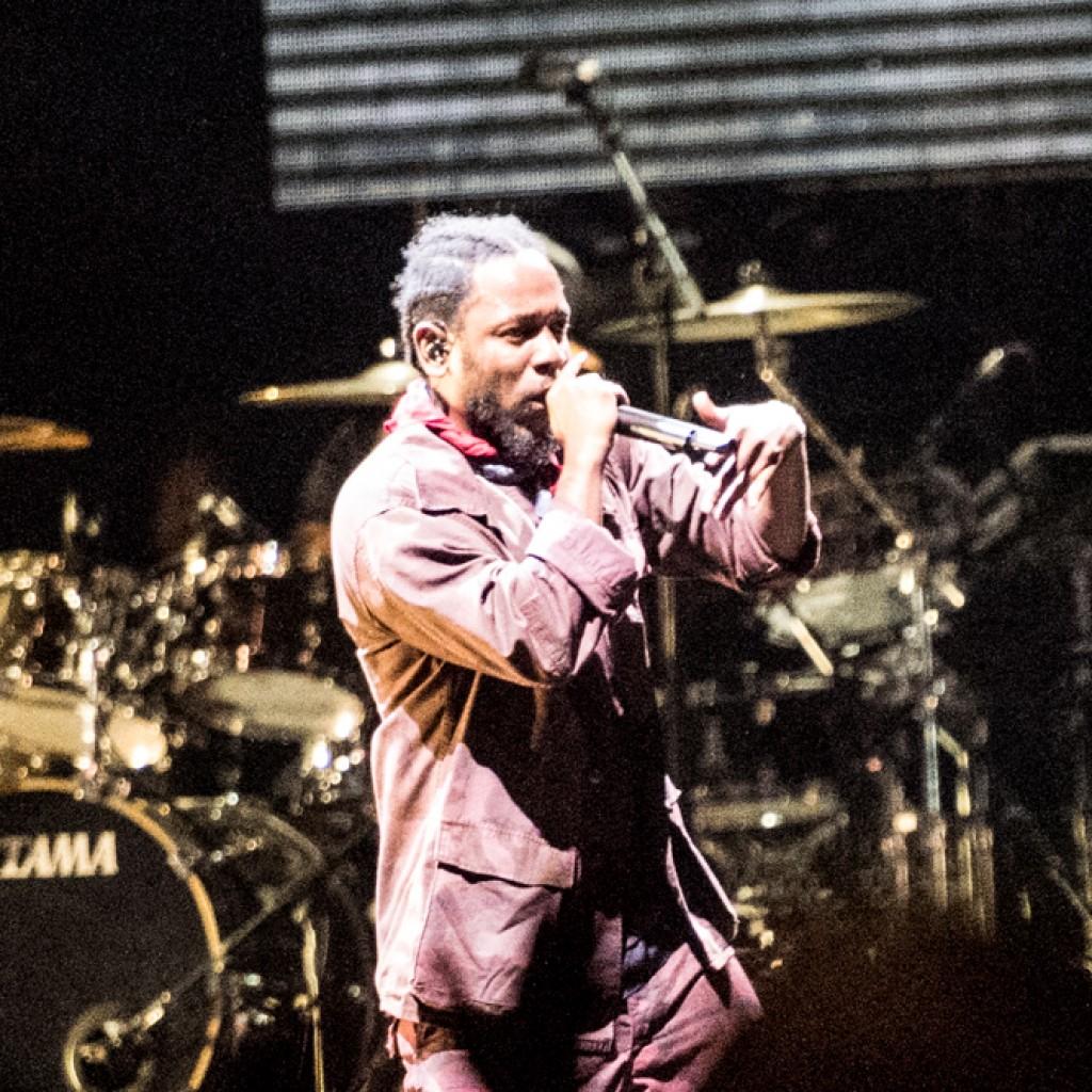Kendrick Lamar to Headline London's BST Festival