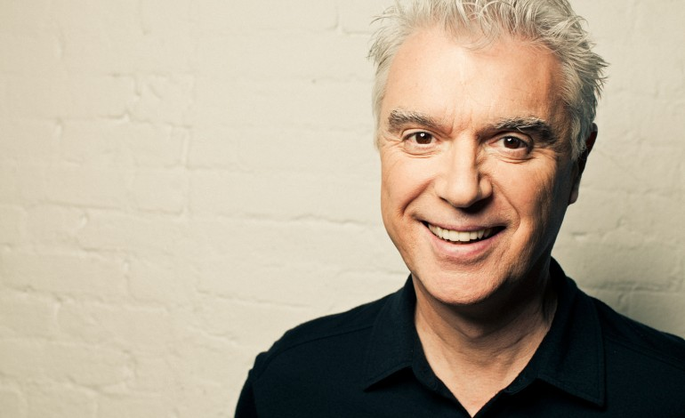 David Byrne Announces Extensive UK and Ireland Tour