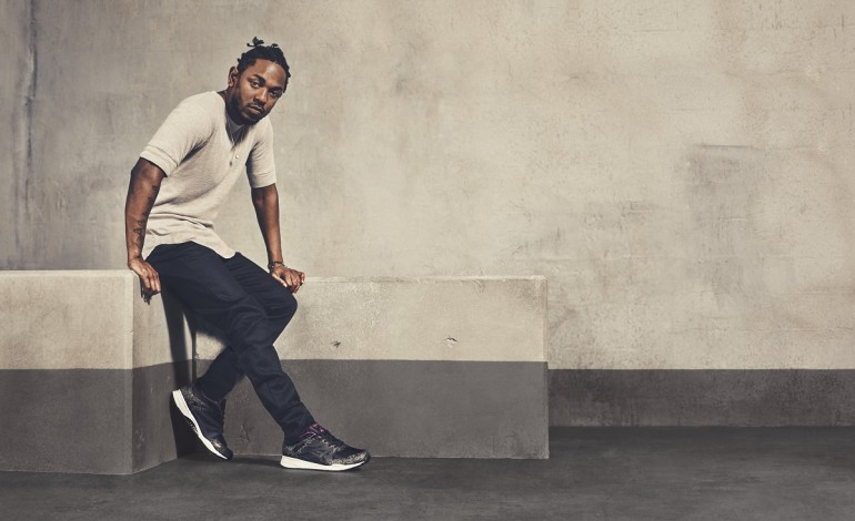 Kendrick Lamar is Being Accused of Stealing Artwork For 'All The Stars' Video