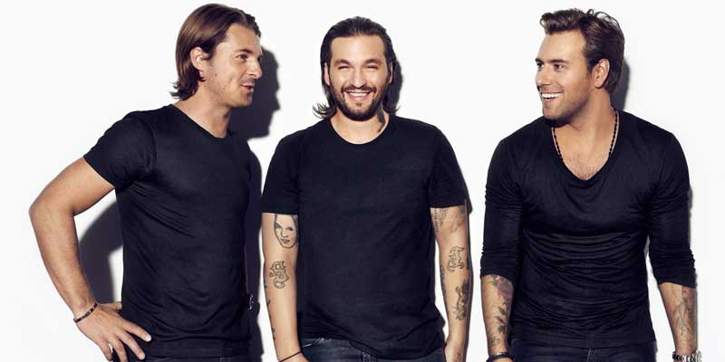 Swedish House Mafia Announce Reunion With Surprise Festival Performance