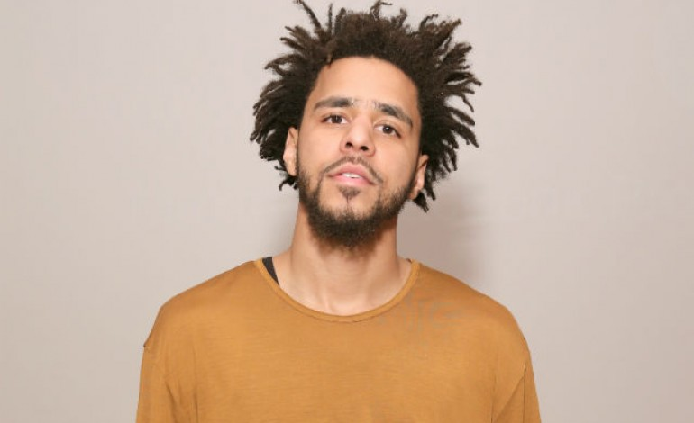 J Cole Announces Surprise New Album