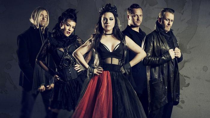 Evanescence Conclude 'Synthesis' European Tour at Hammersmith Apollo