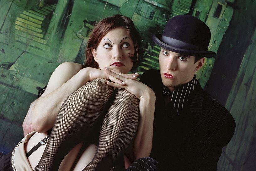 The Dresden Dolls Announce UK Halloween Dates