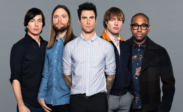 Maroon 5 Unveil Star-Studded New Music Video