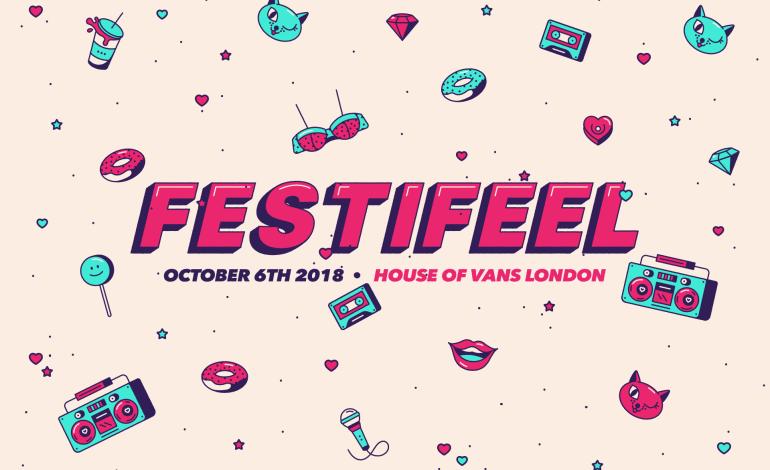Festifeel 2018 Release Early Line-Up