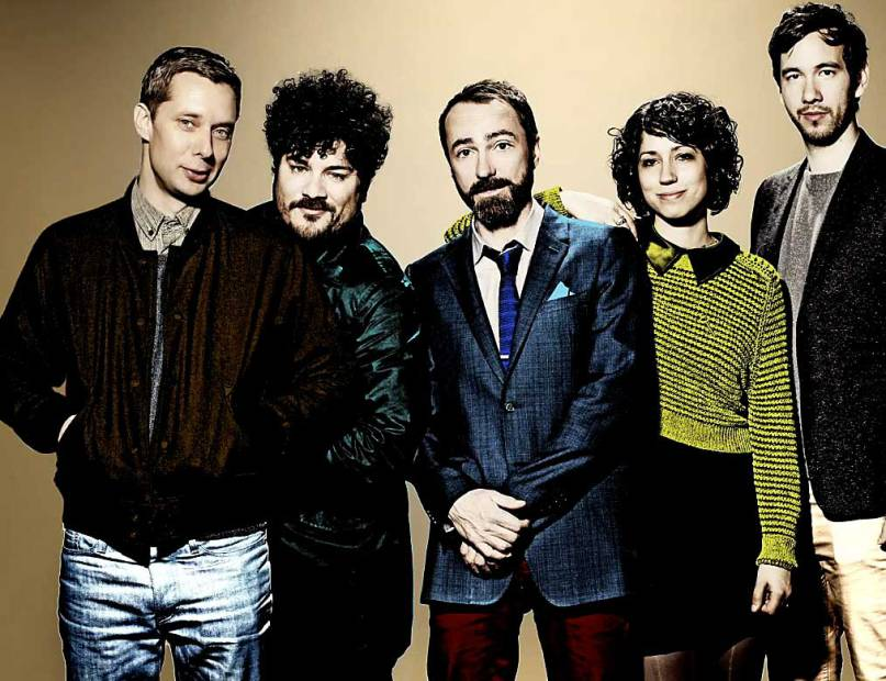 Shins Drummer Richard Swift Dies At 41