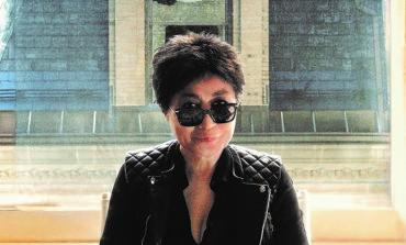 Yoko Ono Announces 'Warzone' Album