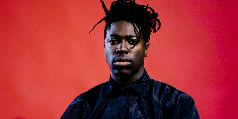 Moses Sumney Releases New EP 'Black In Deep Red, 2014'